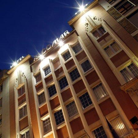 Hotel Alcomar, hoteles en Gijón