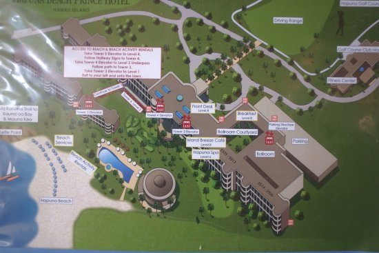 1 Ocean View Room Construction Fence Picture Of The Westin Mauna Kea Beach Hotel Resort Hawaii Map Island