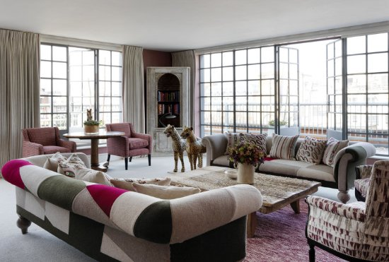 The Soho Hotel: Suite