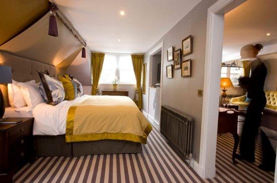 Torridon, UK: Guest room