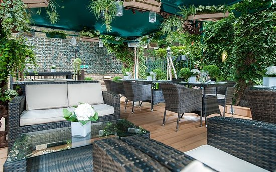 The Montague on The Gardens: Bar/Lounge
