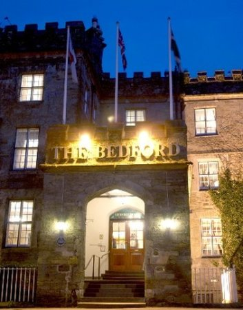 The Bedford Hotel: Exterior