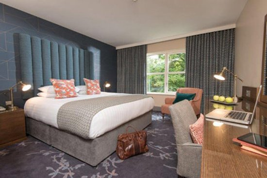 Clandeboye Lodge Hotel: Guest room