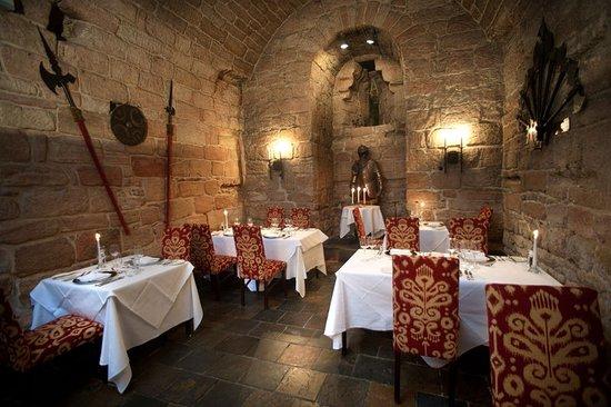 Rooms: Dalhousie Castle (Bonnyrigg)
