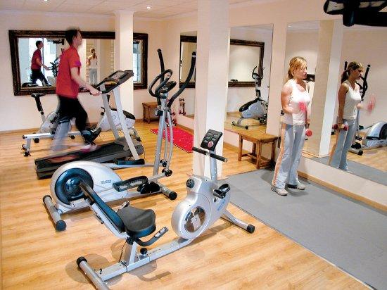 Hotel Illa d'Or: Health club