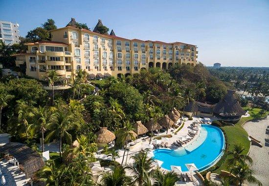 Quinta Real Acapulco: Exterior