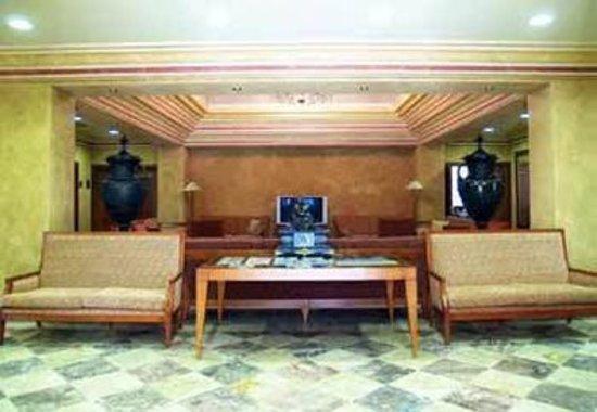 Hotel Villava Pamplona: Lobby