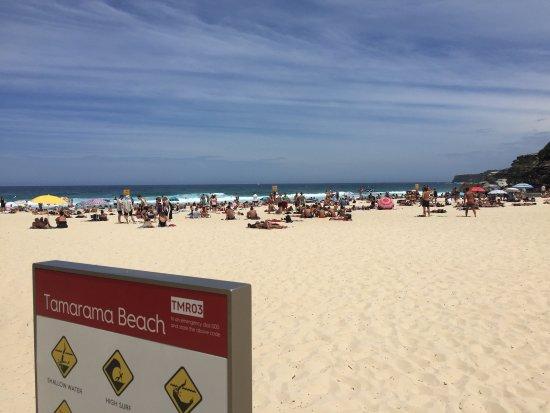 Tamarama Beach : photo1.jpg