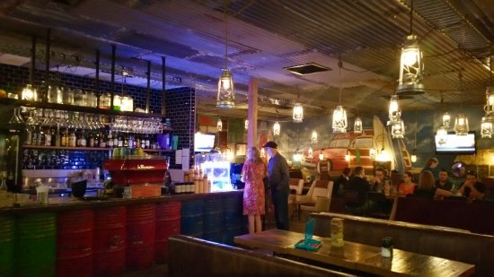 Forrestfield, Australien: Bar and counter