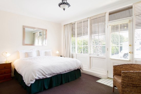 Kurrajong House: Rose Cottage Bedroom