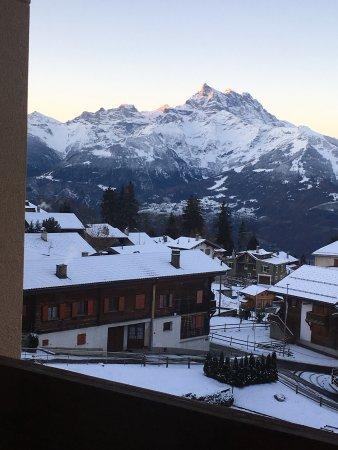 Residence Panorama Villars : Facing the Alp mountains