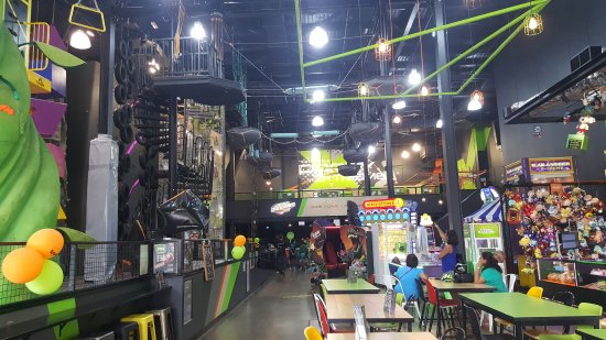 Things To Do in TunzaFun Xtreme - Knox, Restaurants in TunzaFun Xtreme - Knox