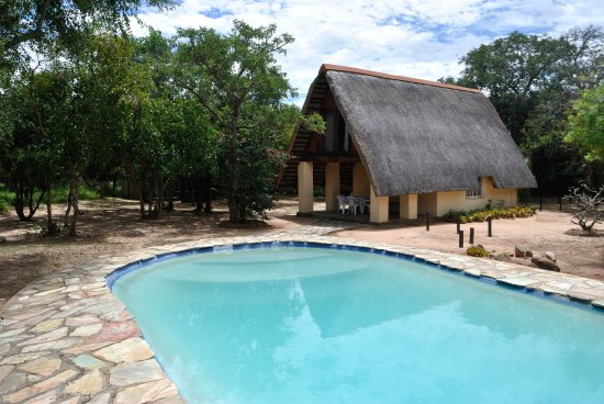 Maduma Boma Game Conservancy: View of Hongoni Chalet