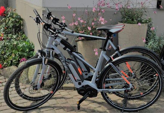 E-Bike & Fahrradverleih