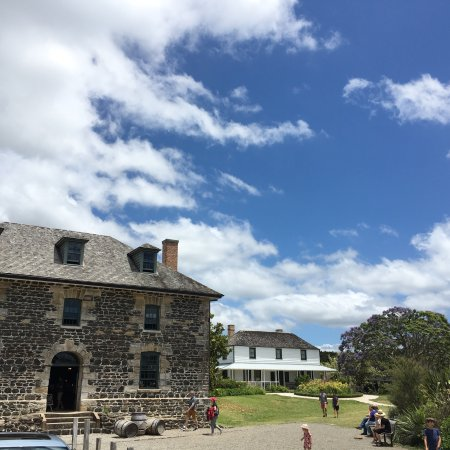 The Stone Store & Kemp House - Kerikeri Mission Station Image