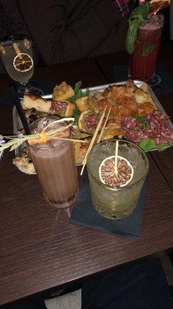 Elettrauto Cadore: Cocktail e buffet per 2 persone