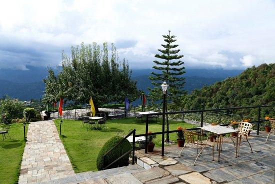 Pataleban Vineyard Resort : Garden