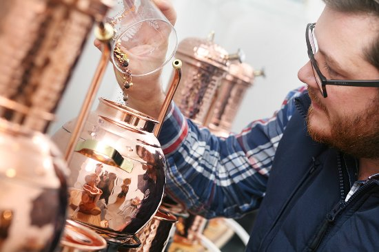 Adnams 'Make Your Own Gin' Experience - Norwich