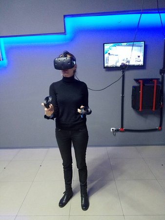 Mir VR - Virtuality Club