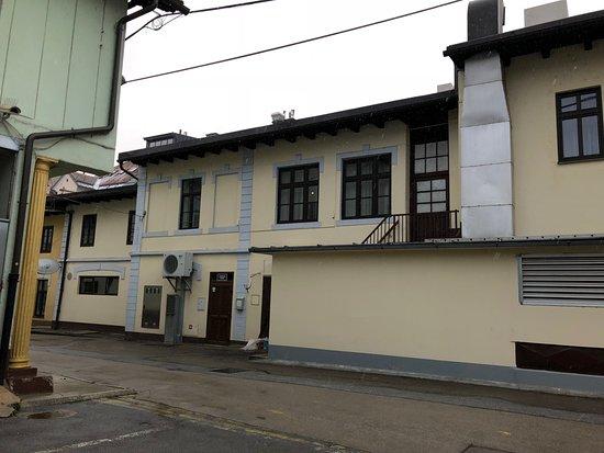 Hotel Emonec: Panoramica esterno