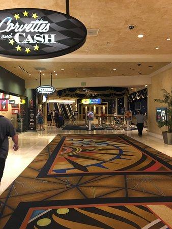 Foto de treasure island ti hotel casino las vegas for Interno 7 cassino