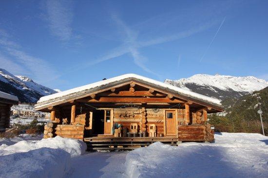 84820a54f54db2 Très jolie - Avis de voyageurs sur Ma Cabane en Montagne, Sollieres ...