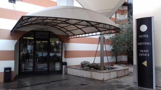 CDH Hotel Villa Ducale : Ingresso