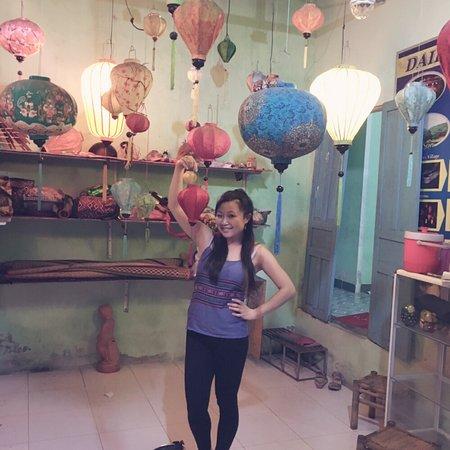 Lantern Traditional Vietnamese Hat Making Workshop Hoi An Vietnam Anmeldelser