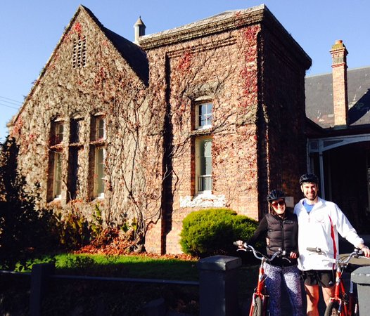 Invermay, Australia: Melbourne couple take in some of Launceston's well preserved architecture