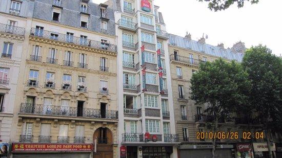 Ibis paris ornano montmartre north 18th bewertungen fotos preisvergleich frankreich - Ibis porte de clignancourt ...