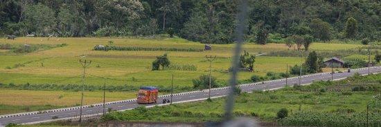 Moni, Indonesia: Aussicht 2