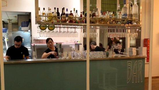 Restaurant Loodijk: Gezellige sfeer