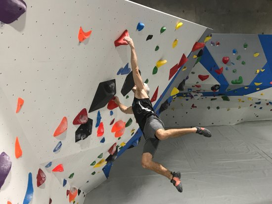 Belmont, Australien: Biggest bouldering facility in Perth
