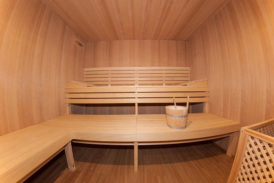 Hinterstoder, Austria: Finnische Sauna