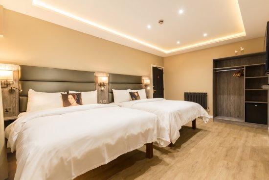 Arosfa Hotel : Family room