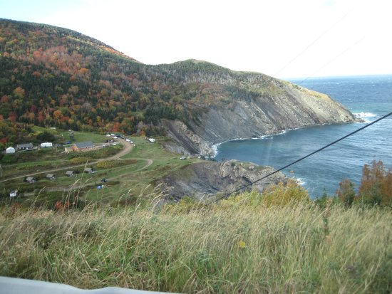 Meat Cove Campground & Oceanside Chowder Hut: Meat Cove