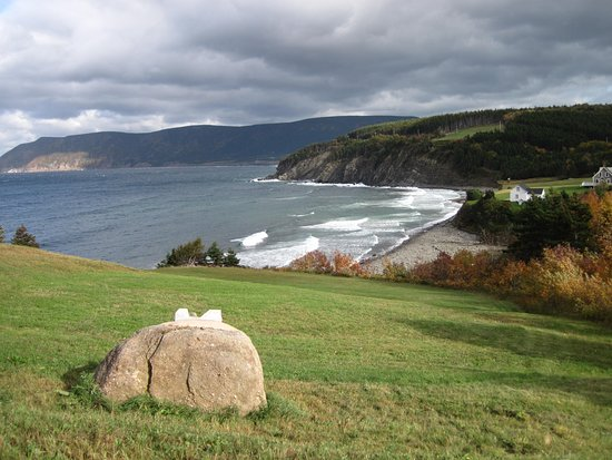 Meat Cove Campground & Oceanside Chowder Hut: Along The Drive