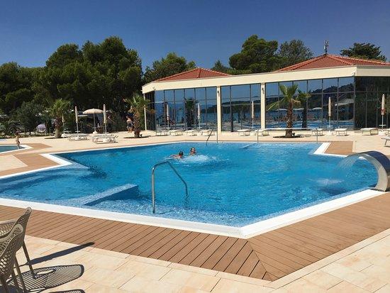 Pool - Picture of Camping Stobrec Split - Tripadvisor