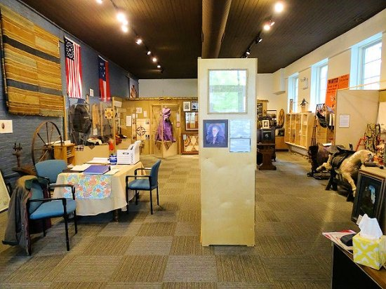 Mount Sterling, KY: inside the museum