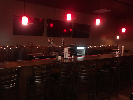 Madisonville, TN: There's also a secret speakeasy hidden behind the wall here! They have beers on tap and in bottl