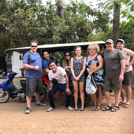 Battambang tours by bun