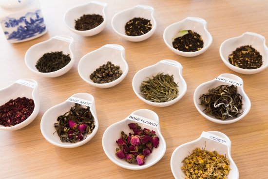 Hillsdale, NY: A wide selection of herbal and fragrant teas