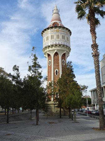Jardines de la torre de les aigues barcelona 2018 for Jardines de barcelona
