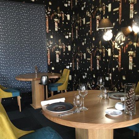 Restaurant L Ambroisie Saint Didier De La Tour