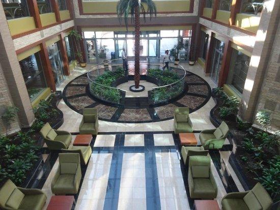 Kolin Hotel: Recepção