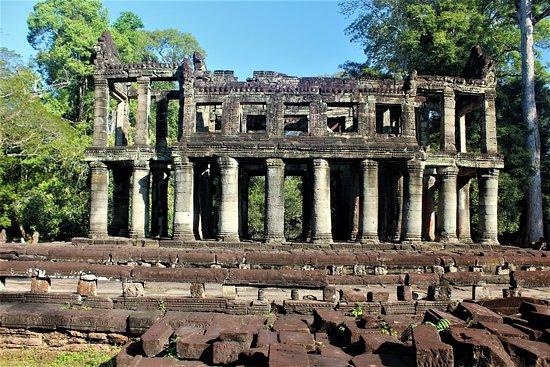 Architecture Grec Picture Of Preah Khan Siem Reap