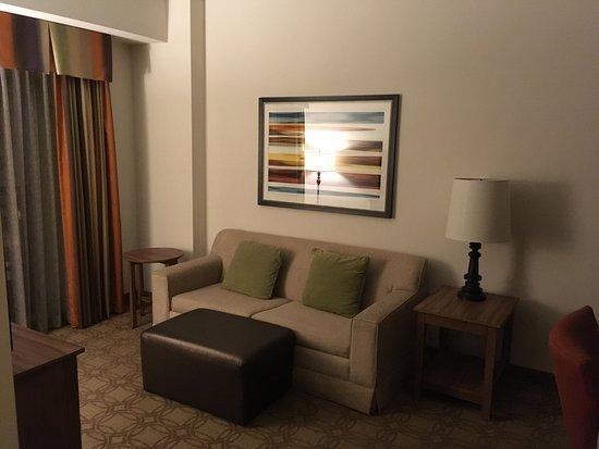 Homewood Suites by Hilton Atlanta Midtown: Main area in suite room.