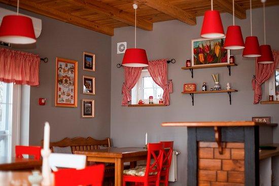 Grill Station: Интерьер кафе