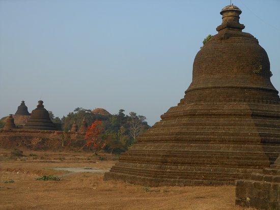 Mrauk U, Burma: La Laymyetnha Paya
