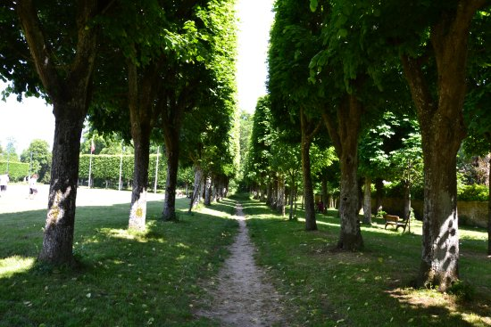 Dourdan, France: Parc du parterre
